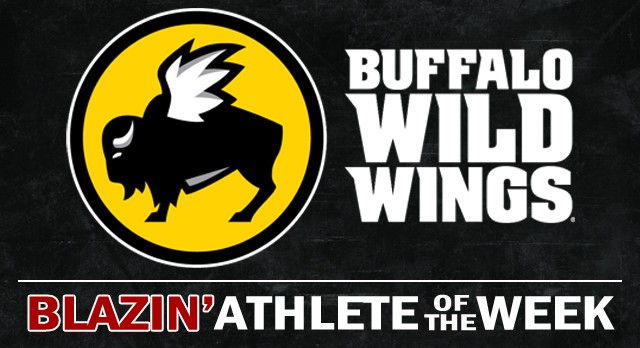 Bw's BLAZIN' Athletes of the Week 3/3/14 – 3/9/14