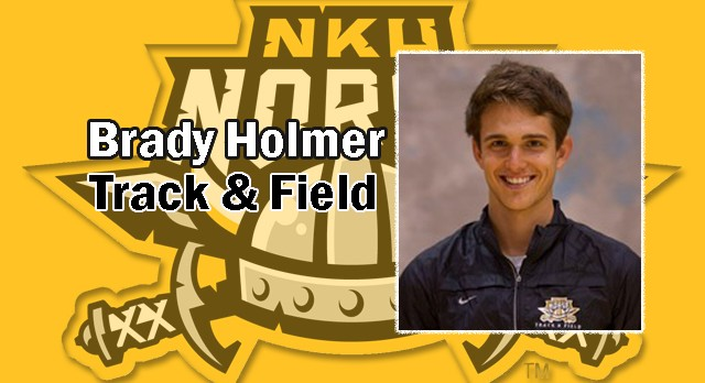 Alumni: Brady Holmer is having a Breakthrough Year in Track!