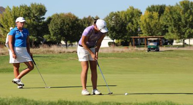 Alumni: Ali Green Helps Ashland Golf Finish 3rd At Desert Classic