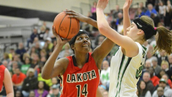 Junior Arianne Whitaker Drawing the Attention of College Coaches