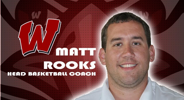 Matt Rooks Named New Head Boys Basketball Coach