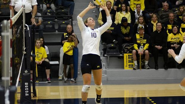 Alumni: Dannemiller Honored to Face New Challenges with USA Volleyball