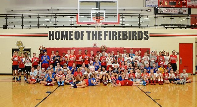 Girls Basketball Camp Pics by Jenny Walters Photography!