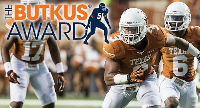 Alumni: Jordan Hicks named to The Butkus Award Watch List!