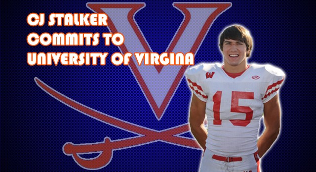 Lakota West Football: Stalker Commits to University of Virginia