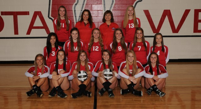 Lakota West Volleyball: Firebirds Face #1 Seed MND in District Finals