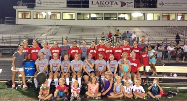 Lakota West Girls Soccer: Alumni Game a Huge Success