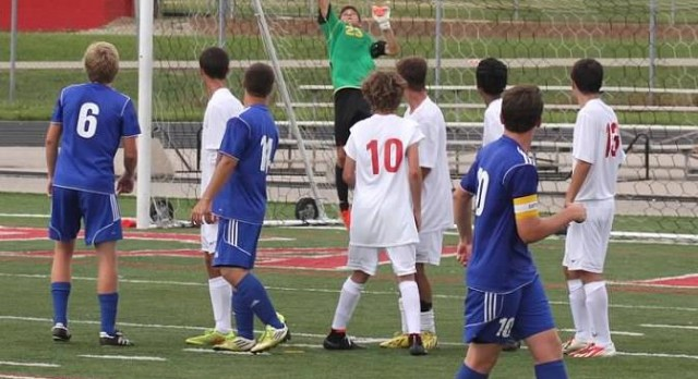 Boys Soccer: Youth Movement for Firebirds