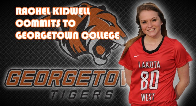 Senior Rachel Kidwell to Play Lacrosse at Georgetown College!