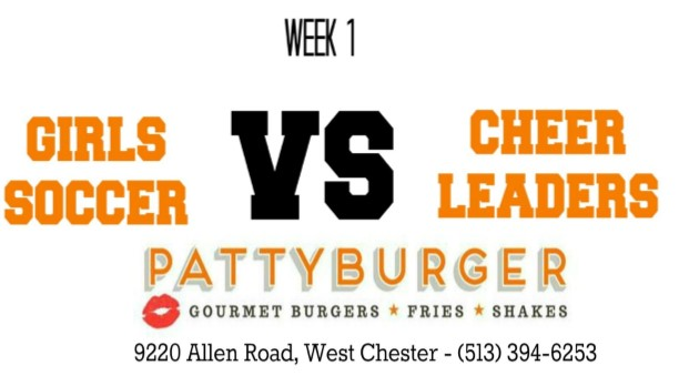 """Battle of the Burgers"": Patty Burger Featured Student Athletes"