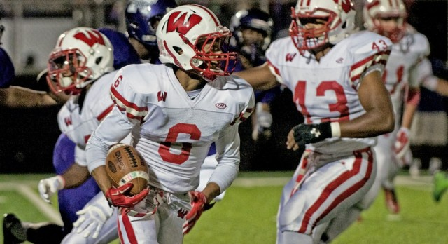 Lakota West Football: Fourth Quarter Comeback Pushes Firebirds Over Middletown