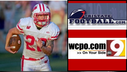 Lakota West Football: VOTE Kole Gentry for Tri-State Football Player of the Week