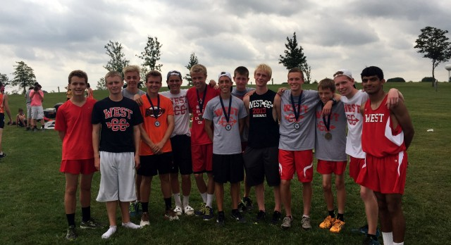 Lakota West Cross Country: Boys Finish 3rd at Cedarville Friendship Invitational; Oeters finishes 4th