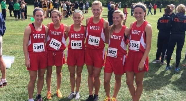 Lakota West Girls Cross Country Take First Place at Alliance Invitational; Boys Take 8th