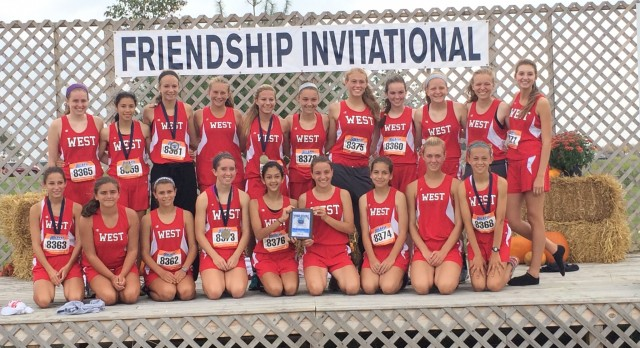 Lakota West Cross Country: Girls Finish 2nd at Cedarville Friendship Invitational