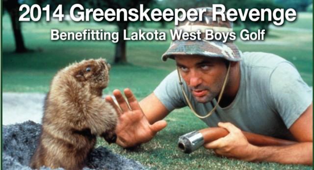 Sign-Up for Annual Greenskeeper Revenge Boys Golf Fundraiser