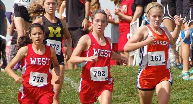 Journal-News: Kelly McManus helps West excel at Firebird Cross-Country