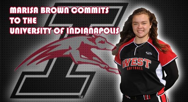 Lakota West Softball: Marisa Brown Commits to University of Indianapolis
