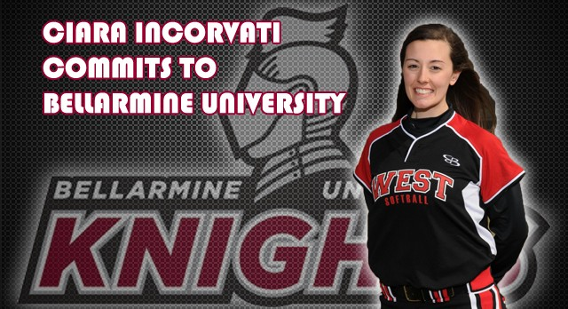 Lakota West Softball: Ciara Incorvati Commits to Bellarmine University