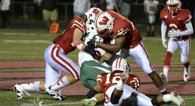 Lakota West Football: Mason Spoils Firebird Homecoming