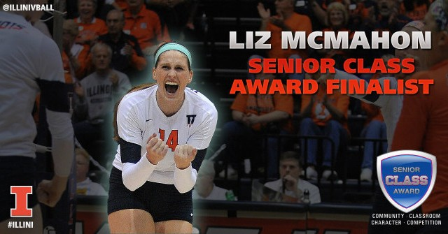 Alumni: VOTE NOW! Liz McMahon a Finalist for Senior Class Award