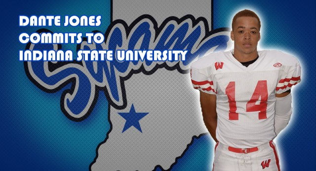 Lakota West Football: Dante Jones Commits to Indiana State