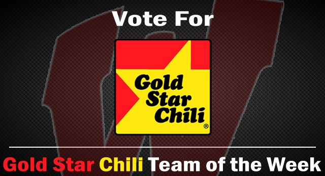 VOTE Lakota West Football for Gold Star Chili Team of the Week!