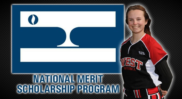 Lakota West Softball: Kurtz Recognized With Letter of Commendation from National Merit Scholarship Program