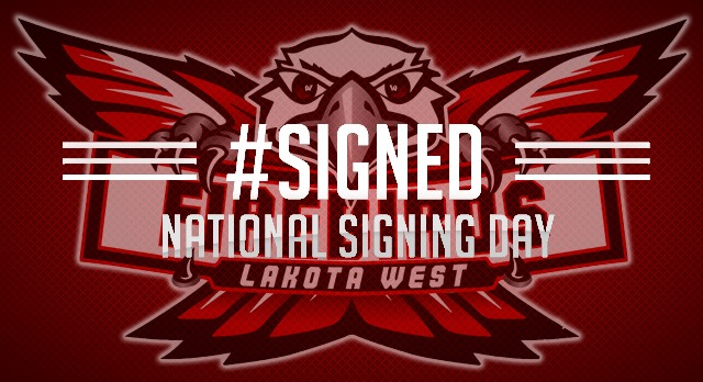 National Letter of Intent Student-Athlete Signing Event