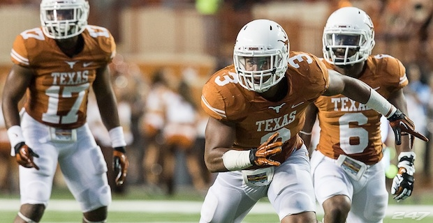 Alumni: Jordan Hicks Among Top NFL Draft Prospects