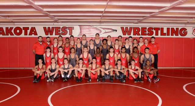 Lakota West Wrestling: The Firebirds Finish 1st at Sectionals!