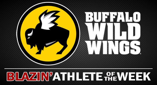 Bw's BLAZIN' Athletes of the Week 3/23/15 – 3/29/15