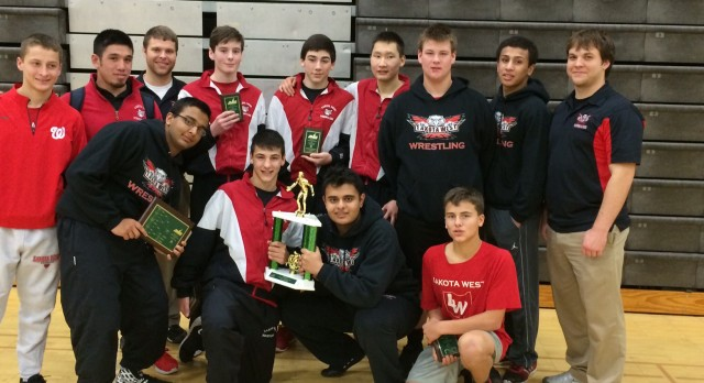 Lakota West Wrestling: Varsity Drops Dual to Fairfield; JV Wins Sycamore Invite