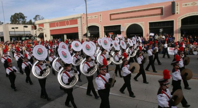 Journal-News: Lakota West Band 'shaking with excitement' for Rose Parade
