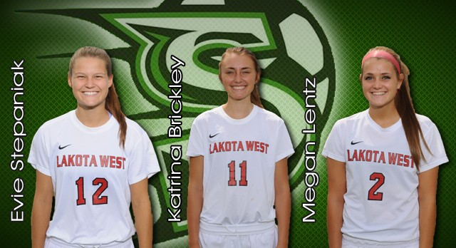 Lakota West Girls Soccer: Brickley, Lentz and Stepaniak Commit to Cincinnati State