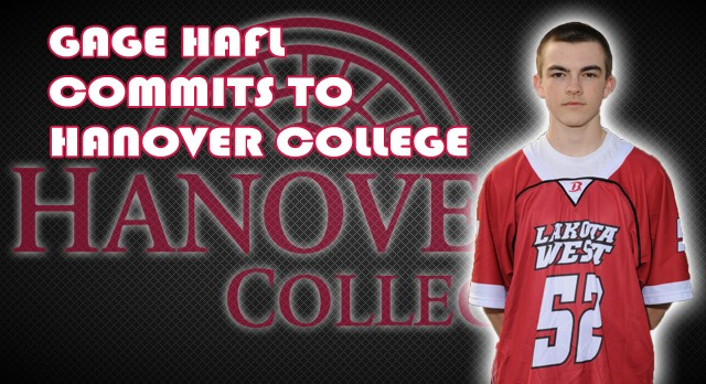 Lakota West Lacrosse: Gage Hafl Commits to Hanover College