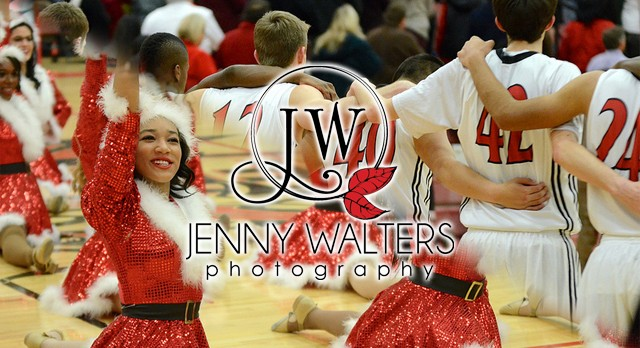 Dance Team and Boys Basketball Pics by Jenny Walters Photography