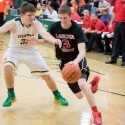 Lakota West Boys Basketball: Photos vs. Sycamore 1/24 courtesy of Mark Ferland at Ferland Fotos