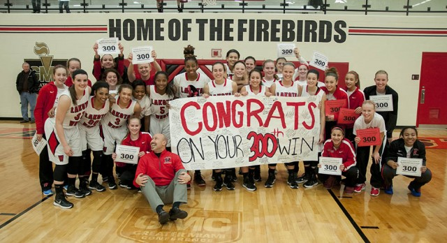 Lakota West Girls Basketball: Coach Fishman Achieves 300th Career Win in Fairfield Blowout (Updated with Photos)