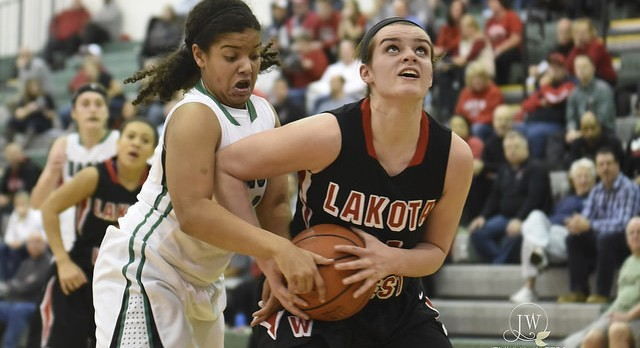 Lakota West Girls Basketball: Firebirds Take Sole Possesion of the GMC with Win over Mason (Updated with Photo Links)