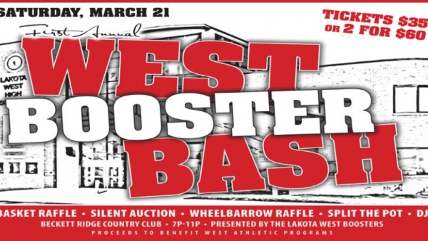 West Booster Bash