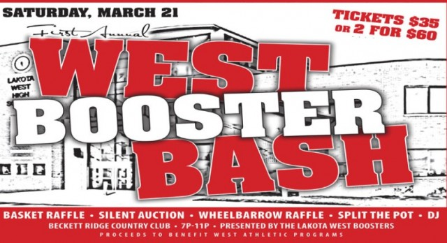 "Lakota West Boosters Hosting Inaugural ""Booster Bash"""