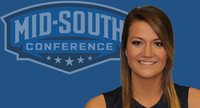Lakota West Basketball Alum: Ali Zieverink named Mid-South Player of the Week!