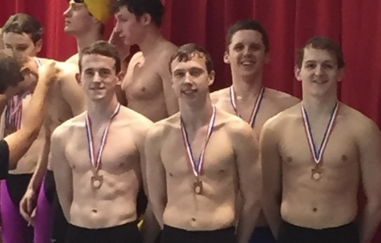 Lakota West Swimming: Five Firebird Swimmers Qualify for State; Four School Records Broken