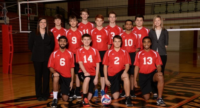 Lakota West Boys Volleyball Wins 1st Round of Playoffs;