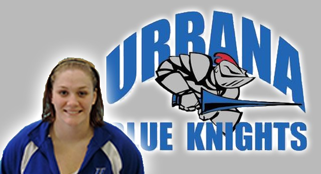 Tiffany Howard Helps Urbana Swimming Polish Off Best Season in Program History