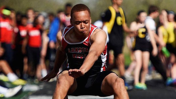 Journal-News.com: LW's Jones wins triple jump at Elks Relays