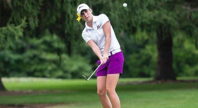 Lakota West Girls Golf Alum: Ali Green Earns GLIAC Golfer Of The Week Honor