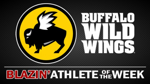 Bw's BLAZIN' Athletes of the Week 4/27/15 – 5/3/15
