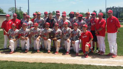 Journal-News.com: Lakota West Baseball Wins District, to play Moeller